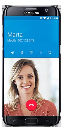 VoLTE Samsung Galaxy S7 Edge