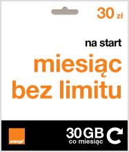 Starter: 0zł | nawet 100 GB po doładowaniu | 6 GB na start