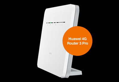 Router Huawei 4G 3 Pro