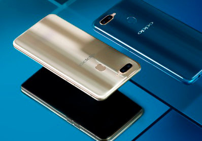 Smartfony Oppo dla Firm