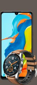 Huawei P30 Lite dual SIM + Watch GT Classic