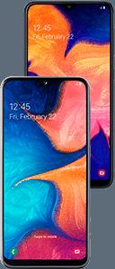 Zestaw Samsung Galaxy A10 + Samsung Galaxy A20e