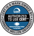 Cert Us a registered Trademark of Carnegie Mellon University