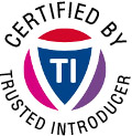 Certified by Trusted Introducer