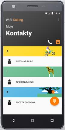 Aplikacja WiFi Calling | Orange Polska