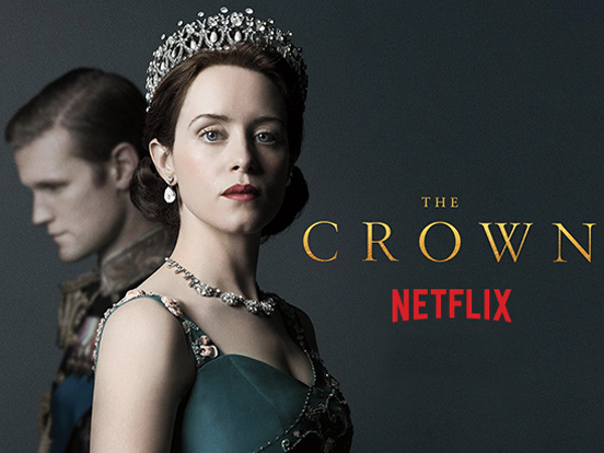 NETFLIX Crown