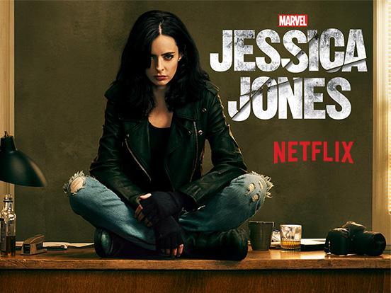 NETFLIX Jessica Jones