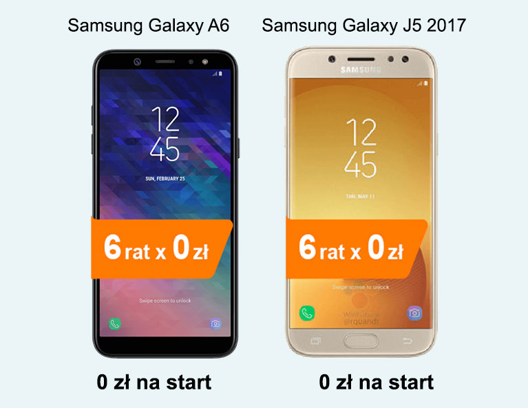 Samsung Galaxy A5, 6 rat 0 || Samsung Galaxy J5 2017, 6 rat 0