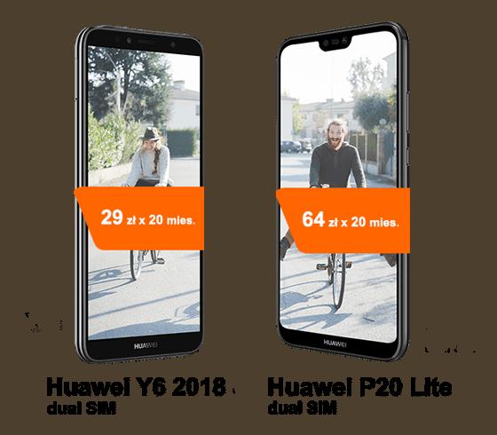 Huawei Y6 2018 | Huawei P20 lite