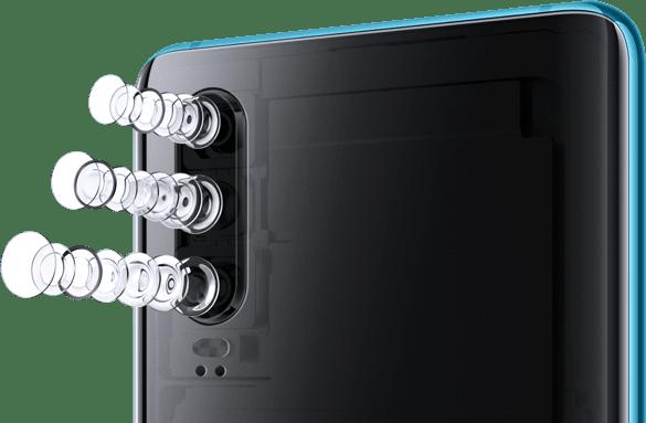Doskonały aparat Huawei P30