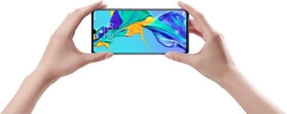Zachwycająca jakość filmów Huawei P30