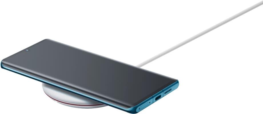 Duża pojemność baterii Huawei P30