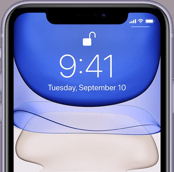 Prywatność w iPhone 11
