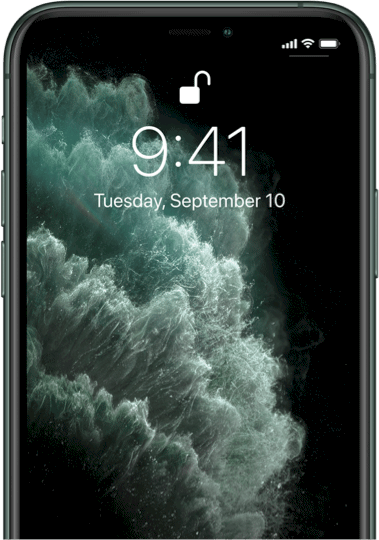 Prywatność w iPhone 11 Pro