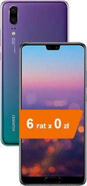 Huawei P20 | 87 zł/mies.