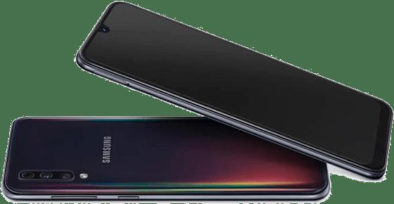 Inteligentne aparaty Samsung Galaxy A50