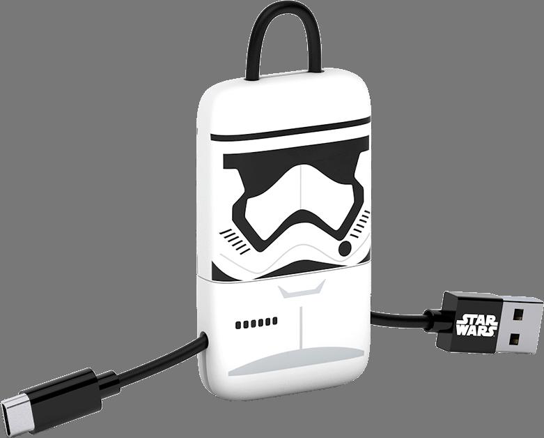 Kabel-TRIBE-Star-Wars-Szturmowiec-Micro-USB-22-CM