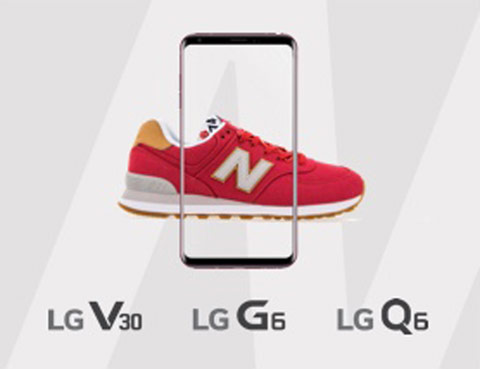 LG z New Balance