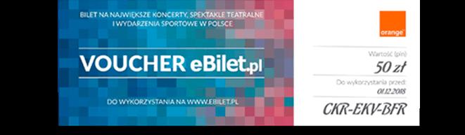 Voucer eBilet.pl