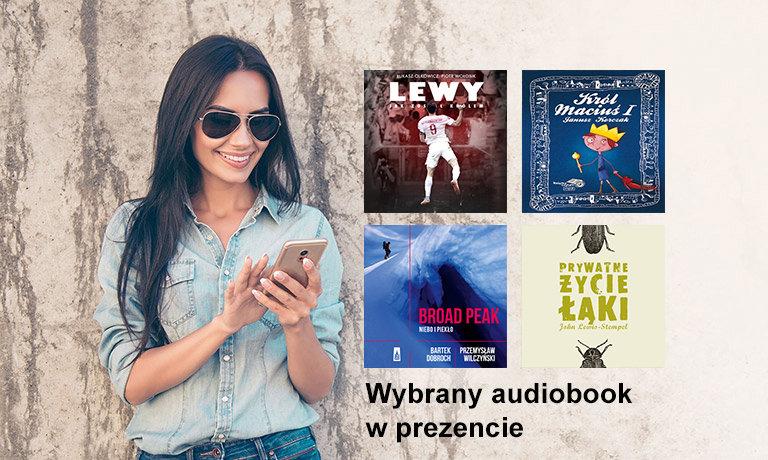 Darmowy audiobook do wyboru