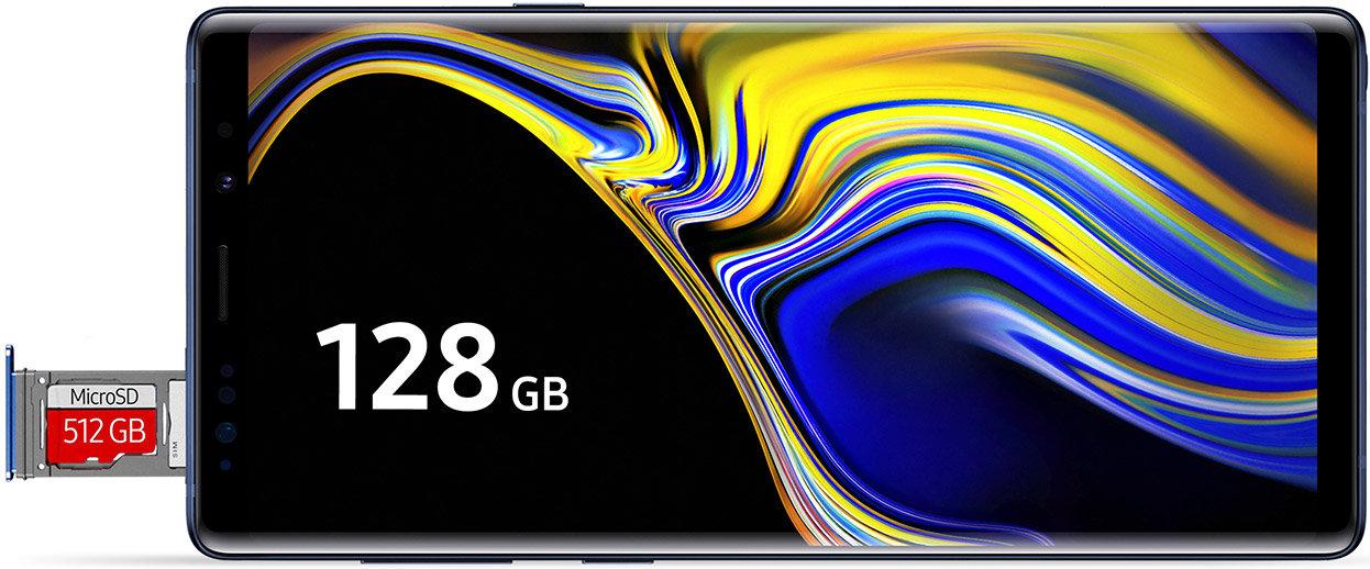 128 GB pamięci wewnętrzne