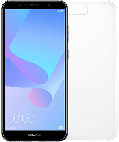 Huawei Y6 (2018) dual SIM + Etui