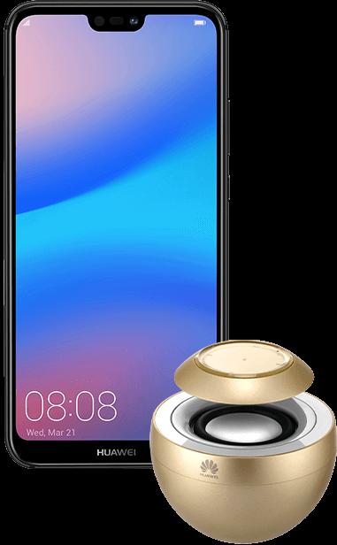 Huawei p20 lite dual SIM + głośnik Huawei AM08