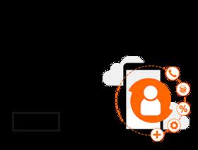 Sprawdź stan konta, opłać fakturę lub włącz pakiet na smartfonie dzięki aplikacji Mój Orange